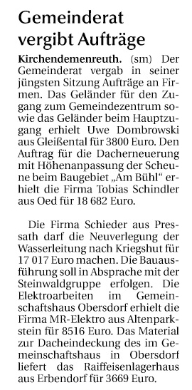 Quelle: Der neue Tag / Oberpfalznetz.de