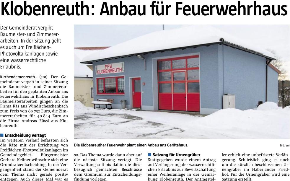 Quelle: Der neue Tag / onetz.de